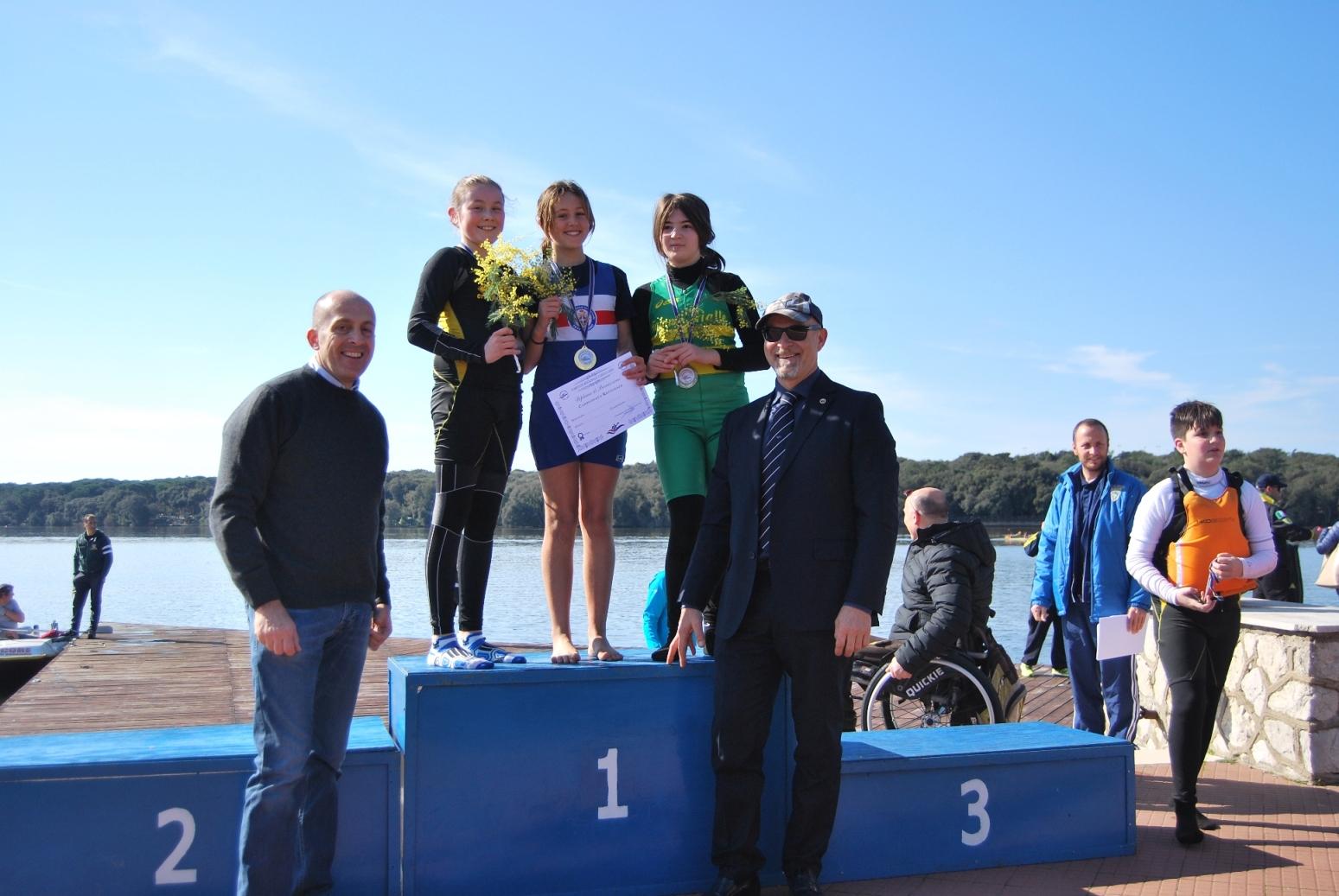 8 marzo 2015 : Campionato Regionale Lazio – Sabaudia