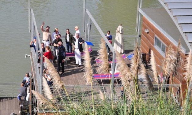 Soci del più antico Circolo di Berlino nostri ospiti. 19 ottobre 2013