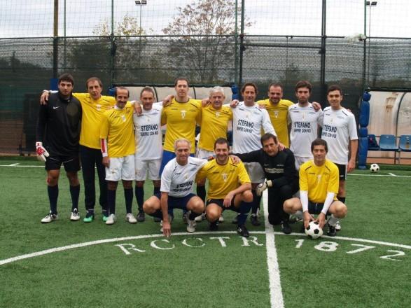 24 novembre 2013. Torneo Sociali di Calcetto. Vittoria del Borussia Dortmund e giornata emozionante