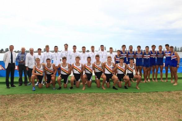 Campionati Italiani Assoluti e Junior di canottaggio – Ravenna, settembre 2015