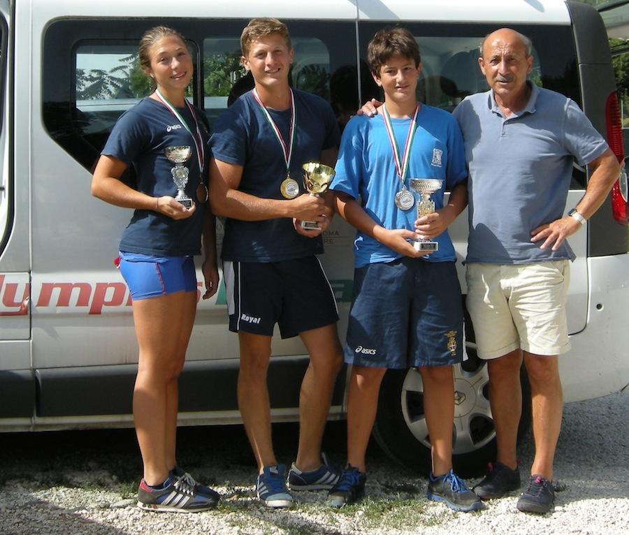 Campionato Regionale Discesa Classica 2014 S. Giorgio a Liri
