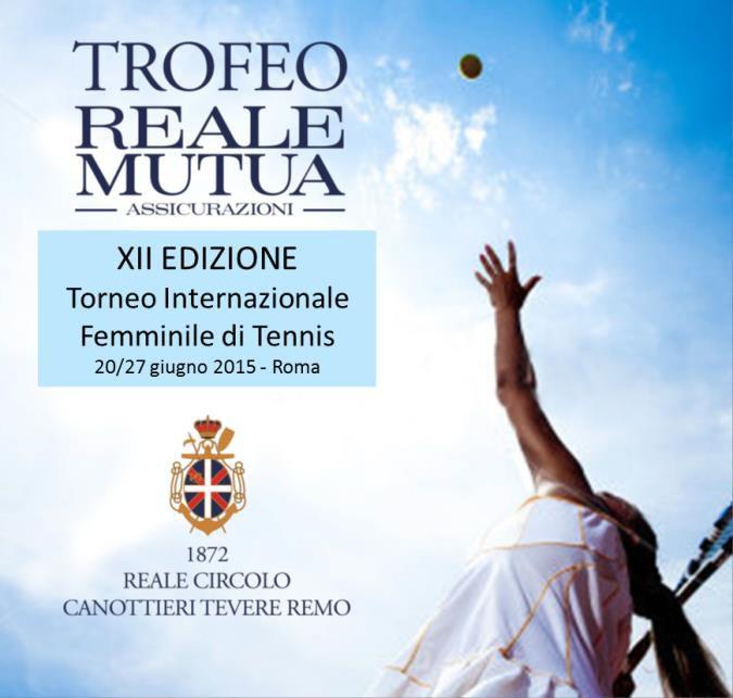 27 giugno 2015. Torneo internazionale tennis. Finali