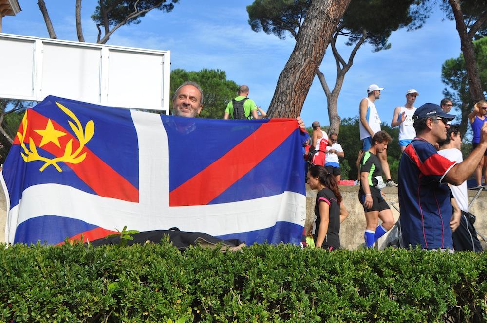 """19 ottobre 2013. Maratona a staffetta Memorial """"Mimmo Di Biagio"""". Le prestazioni dei nostri atleti."""
