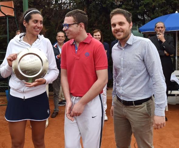 Martina Di Giuseppe è la nuova campionessa