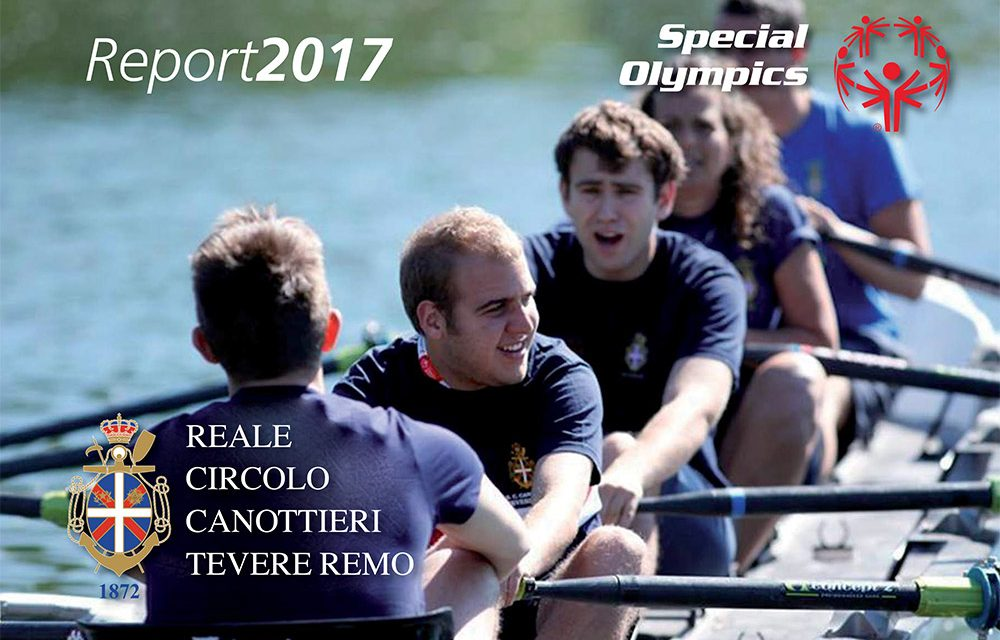 Special Olympics report 2017