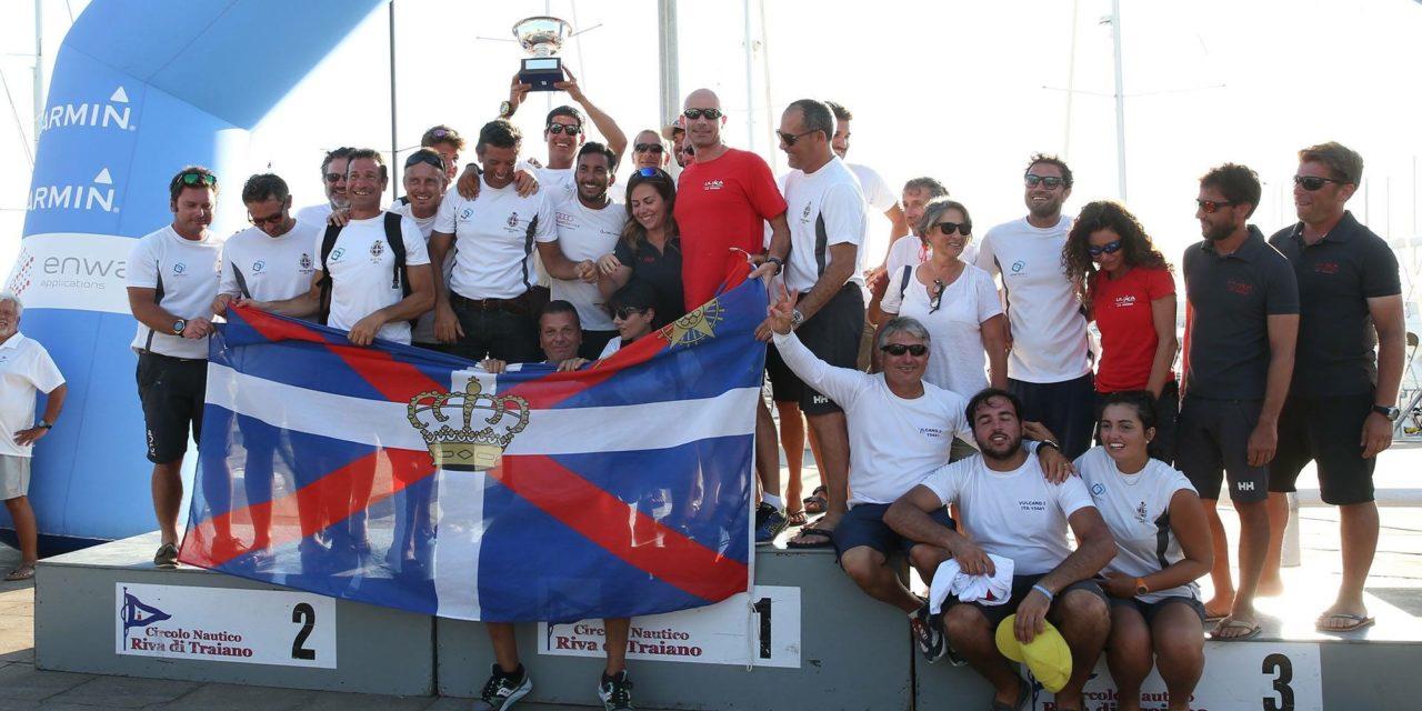 Il Reale Circolo Canottieri Tevere Remo conquista l'edizione 2018 della 34^ Coppa Italia d'Altura per Club!