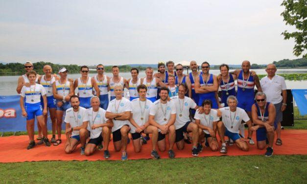 L'ammiraglia del Circolo Medaglia di bronzo al Campionato Italiano Master 2018