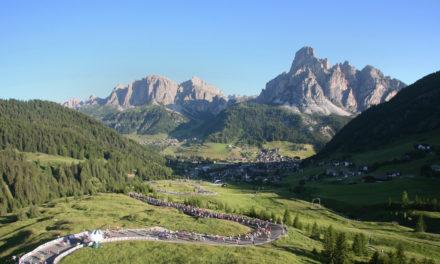 La maratona delle Dolomiti