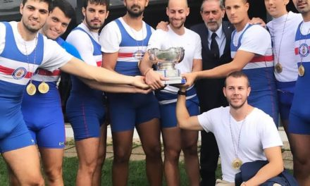 La Tevere Remo vince la XXXII edizione della Coppa Tevere