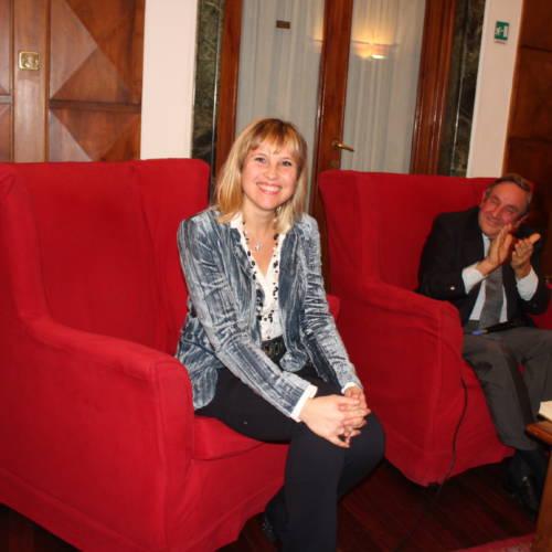 10 Antonella Prenner e Fausto Milano