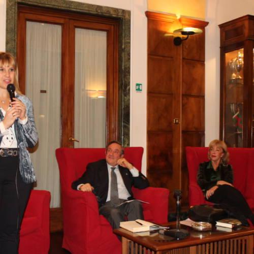 12 Antonella Prenner, Fausto Milano e Marina Mattei