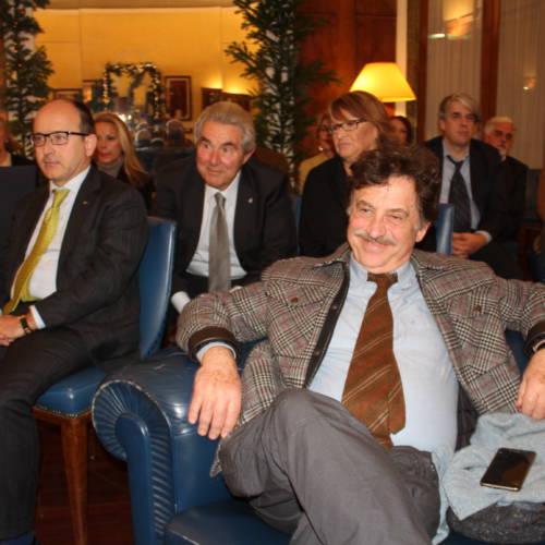 5 l'attore e regista Massimo Wertmuller