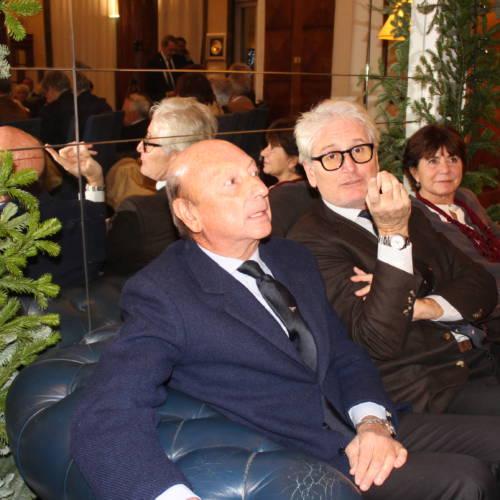 6 l' Endocrinologo Gregorio Reda, Carlo Marroni e Sabina Reda