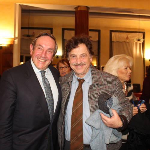 8 Fausto Milano e Massimo Wertmuller