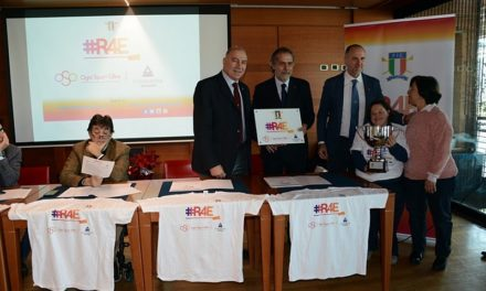 Presentato a Roma il Progetto Rowing For Ever #R4E