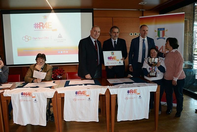 Presentato a Roma il Progetto Rowing For Ever #R4E