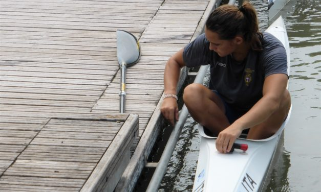 Milano Campionato Italiano di canoa 2019