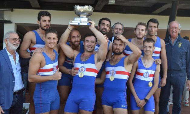 Il Tevere Remo vince la 33° edizione della Coppa Tevere