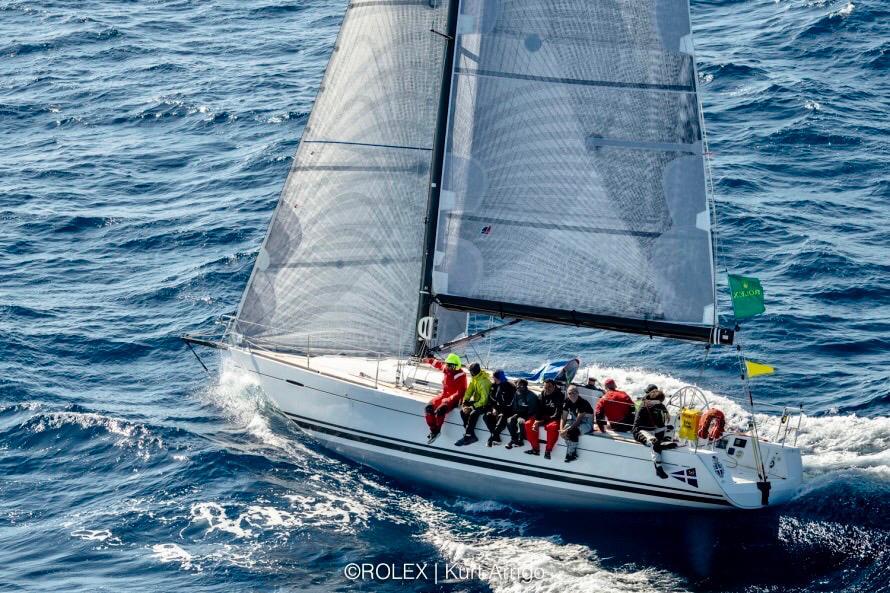 Lettera del presidente Toscano ai soci, Rolex Sea Race