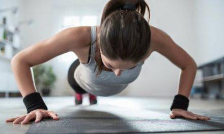 Michele Nitoglia – allenamento a casa