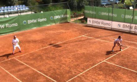 Tennis: 21 marzo 2021 – continua la kermesse del Rcctr
