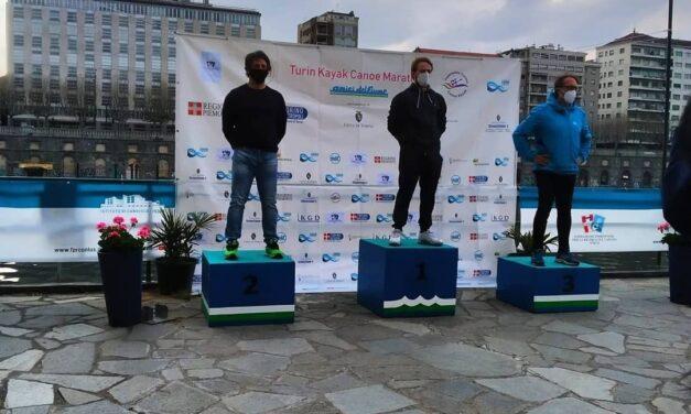 fantastica vittoria del nostro atleta Lorenzo Coluccia nella Maratona internazionale di Torino