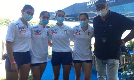Campionato Italiano: oro a Gravirate per il 4- JF