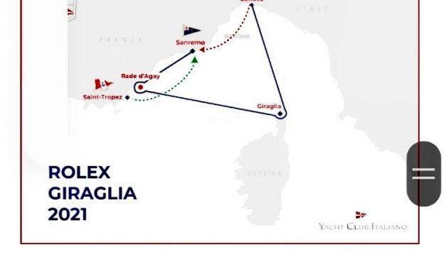 TEVERE REMO ALLA GIRAGLIA ROLEX 2021