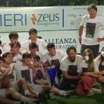 I nostri under 19 vincono il CC Lazio di calcio a 5